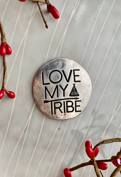 Love My Tribe- Phone Grip Cover