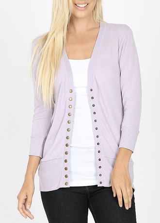 Everyday Cardigan *multiple colors*