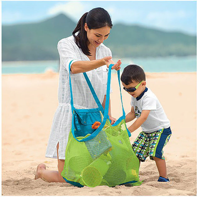 Mesh Beach Bag for Toys
