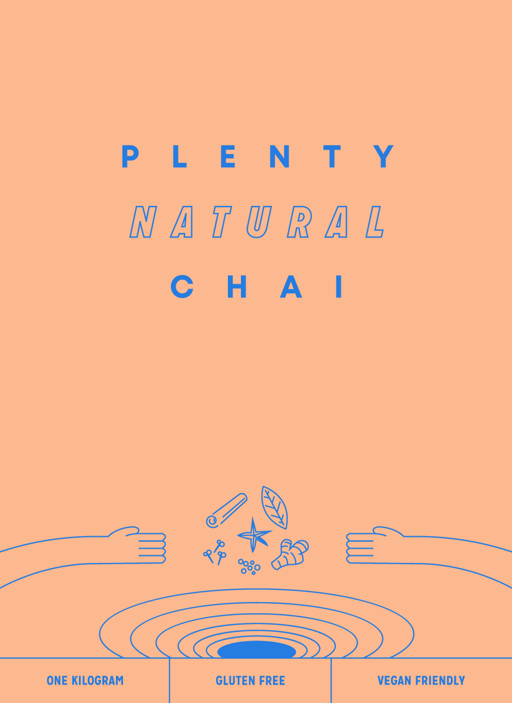 Plenty Natural Chai