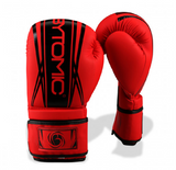 Bytomic Axis V2 Boxing Gloves Red/Black Side