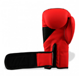 Bytomic Axis V2 Boxing Gloves Red/Black Strap