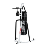 CENTURY BOXING WORKOUT STATION WHITE/BLACK FITTED
