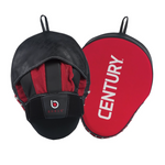 CENTURY BRAVE CURVED PUNCH MITTS RED/BLACK