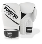 Fumetsu Shield Boxing Gloves White