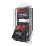 OPRO POWER FIT COUNTRIES MOUTH GUARD SCOTLAND PACKET SIDE