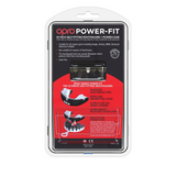 OPRO POWER FIT COUNTRIES MOUTH GUARD USA PACKET BACK