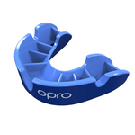 OPRO SILVER GEN 4 MOUTH GUARD BLUE/LIGHT BLUE