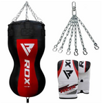 RDX BR BODY PUNCH BAG WITH MITTS