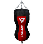RDX BR BODY PUNCH BAG WITH MITTS BAG