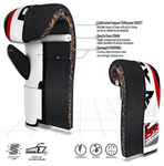 RDX BR BODY PUNCH BAG WITH MITTS FEATURES