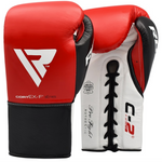 RDX C2 BBBOFC APPROVED FIGHT BOXING GLOVES