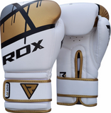 RDX F7 EGO BOXING GLOVES GOLD