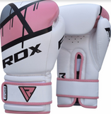 RDX F7 EGO PINK BOXING GLOVES FOR WOMEN