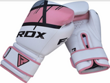 RDX F7 EGO PINK BOXING GLOVES FOR WOMEN BOTH