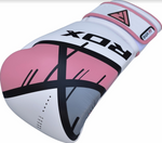 RDX F7 EGO PINK BOXING GLOVES FOR WOMEN FRONT