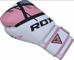 RDX F7 EGO PINK BOXING GLOVES FOR WOMEN OUTSIDE