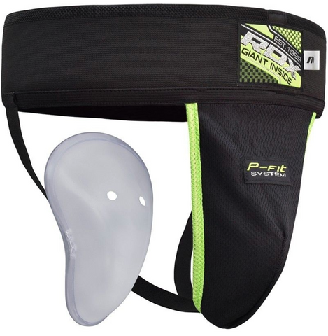 RDX H1 GROIN GUARD WITH GEL CUP
