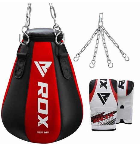 RDX MAIZE PUNCH BAG