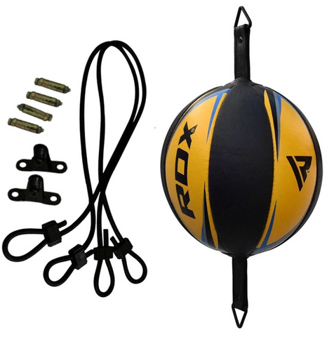 RDX R3 FLOOR TO CEILING BALL & ROPE YELLOW