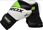 RDX R8 6OZ KIDS BOXING GLOVES ANGLE