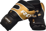RDX S7B BAZOOKA LEATHER SPARRING GLOVES ANGLE