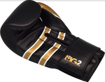 RDX S7B BAZOOKA LEATHER SPARRING GLOVES INSIDE