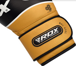 RDX S7 BAZOOKA LEATHER SPARRING GLOVES STRAP