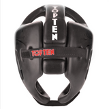 TOP TEN FIGHT HEADGUARD (OLYMPIA) BLACK