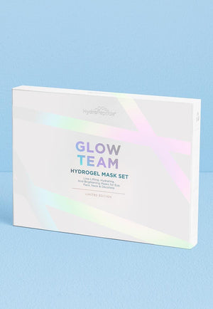 Glow Team HydroGel Facial Mask Set