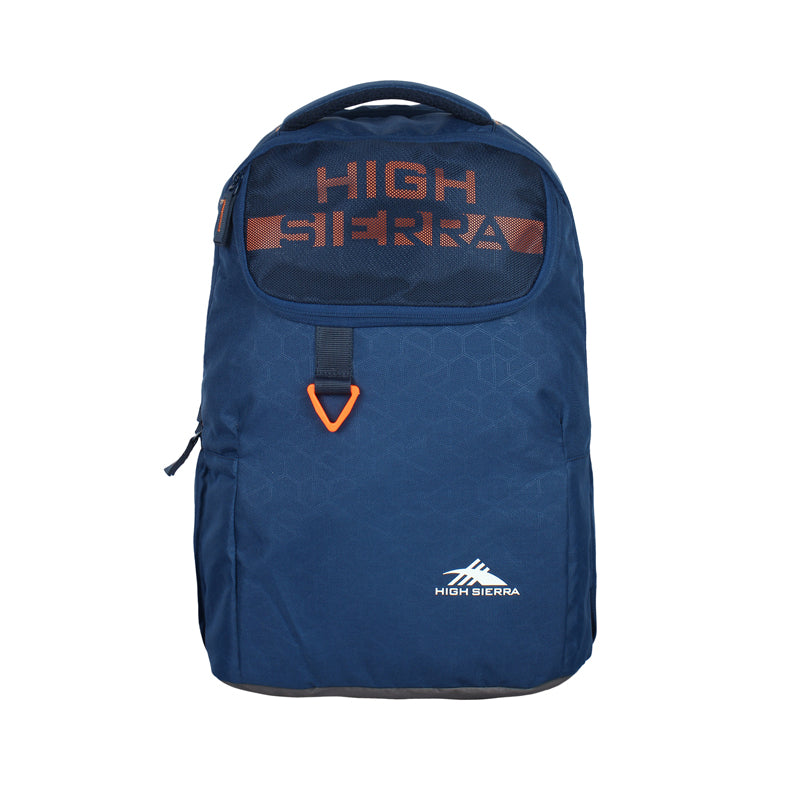 High Sierra Canyon 02 Laptop Backpack By American Tourister (Blue)