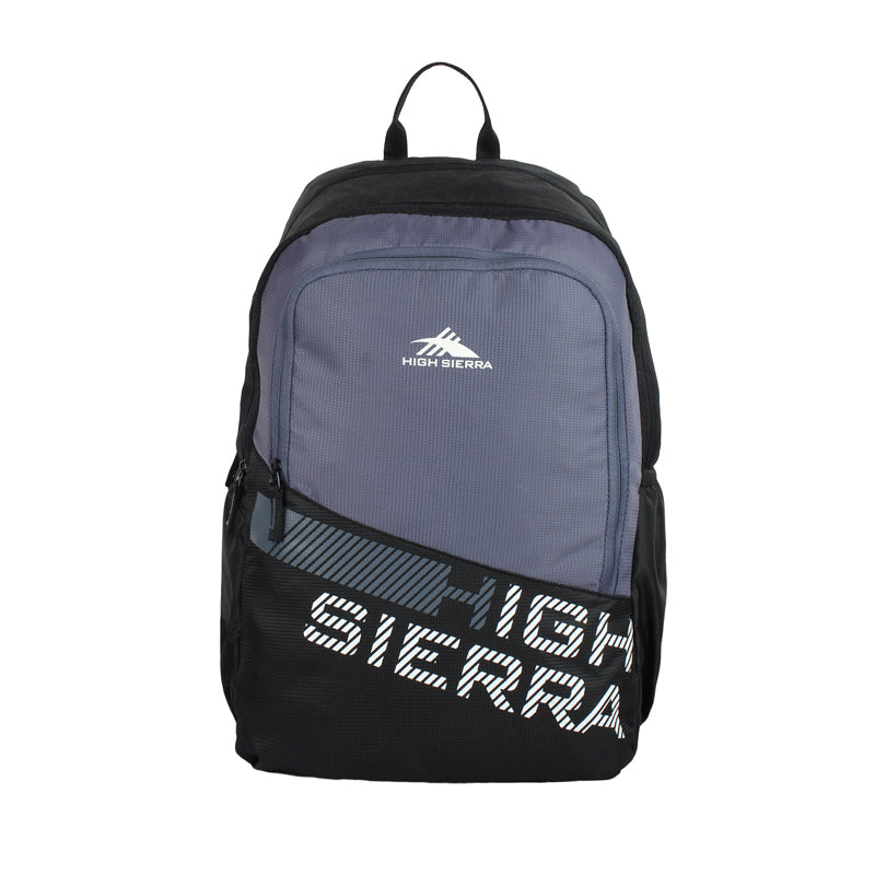 Hight Sierra Ridge 02 Casual Backpack By American Tourister (Black)
