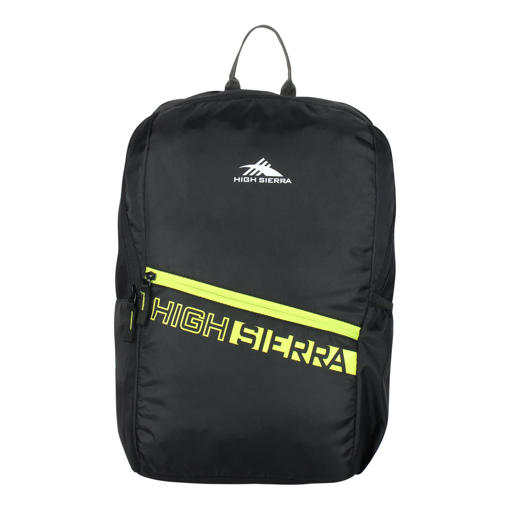 High Sierra Brooks 01 - Backpack By Ameriacan Tourister (Black)