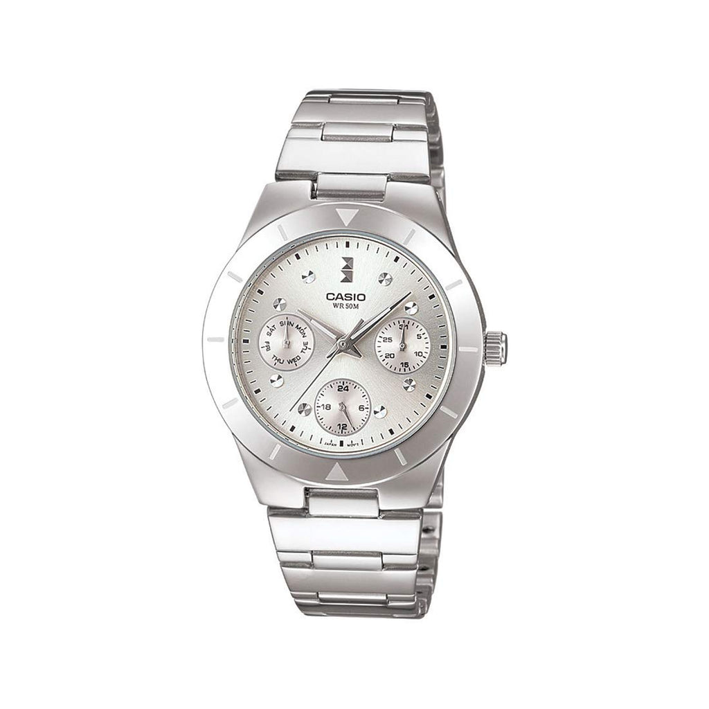 Casio Enticer Ladies LTP-2083D-7AVDF (A529) Metal Women's Watch