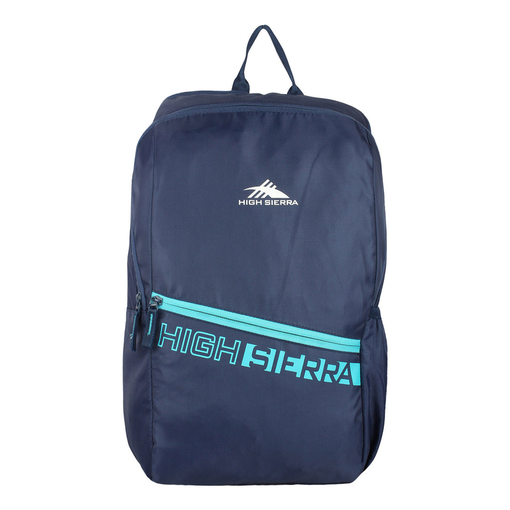 High Sierra Brooks 01 - Backpack By Ameriacan Tourister (Navy)