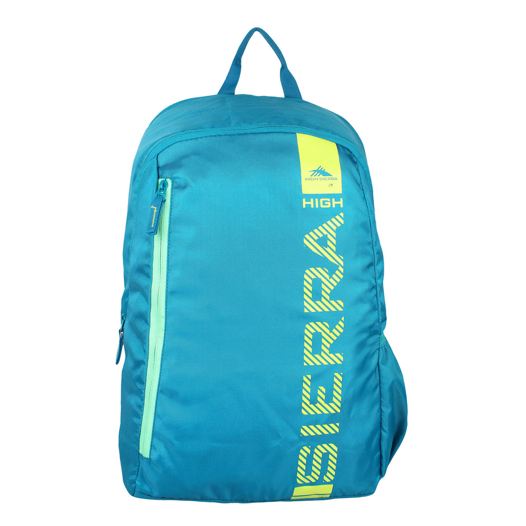 High Sierra Brooks 02 - Backpack By Ameriacn Tourister (Teal)