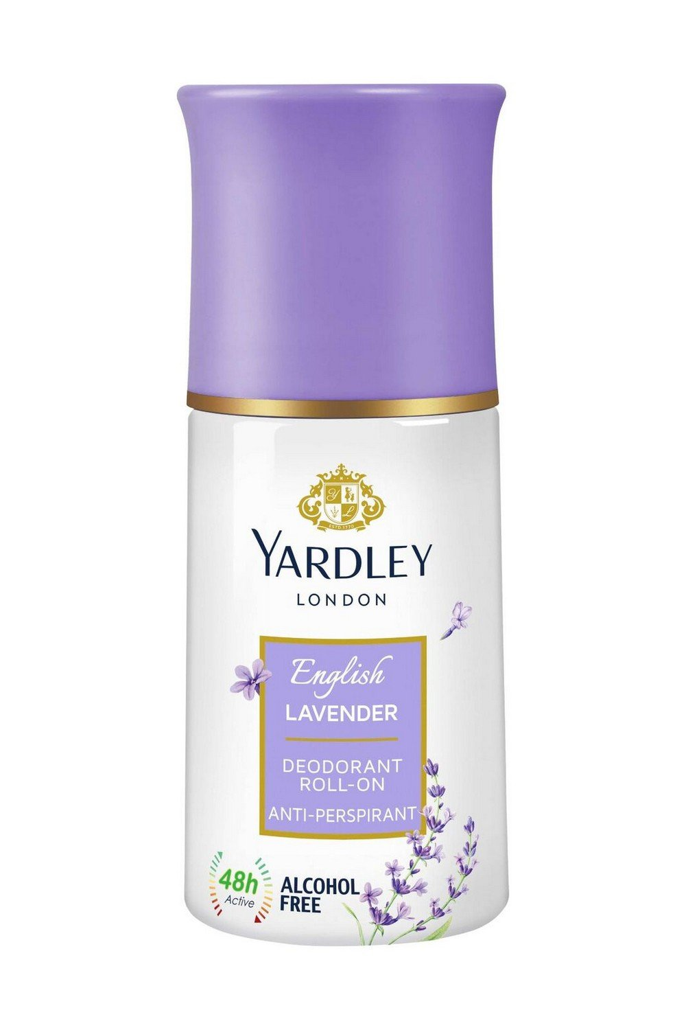 Yardley London Roll On For Women (50 ML)