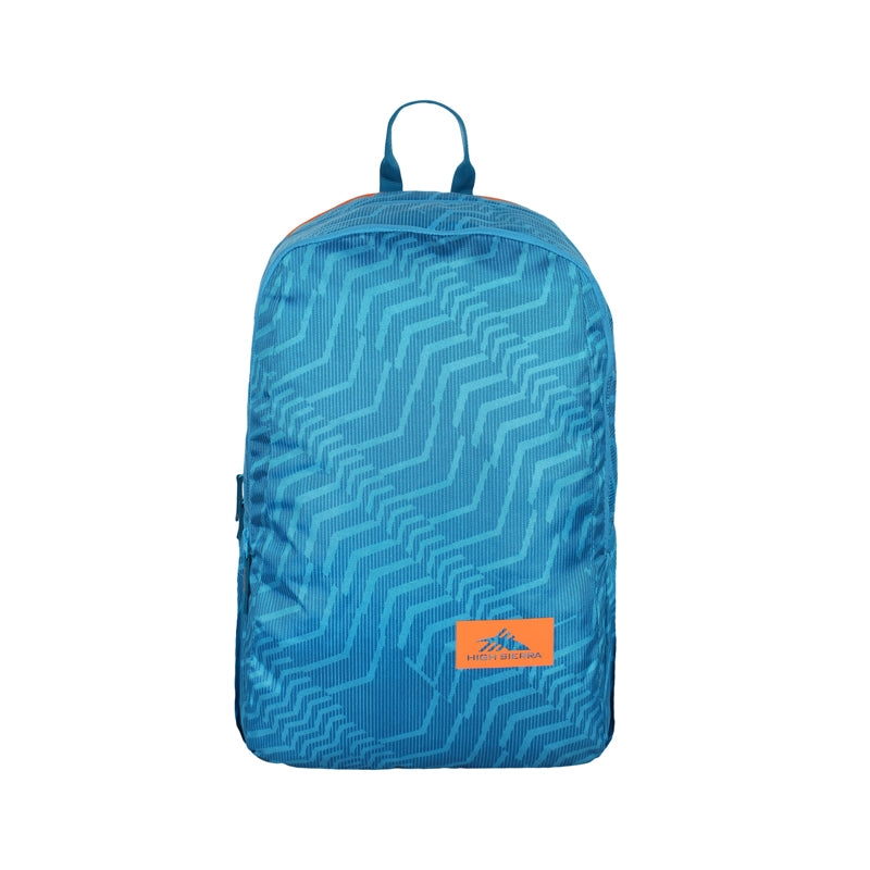 High Sierra Ridge 01 Casual Backpack By American tourister (Blue)