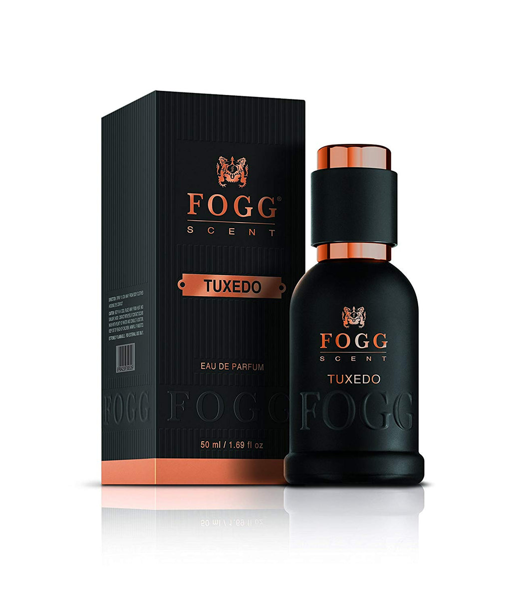 Fogg Tuxedo Scent For Men (50 Ml)