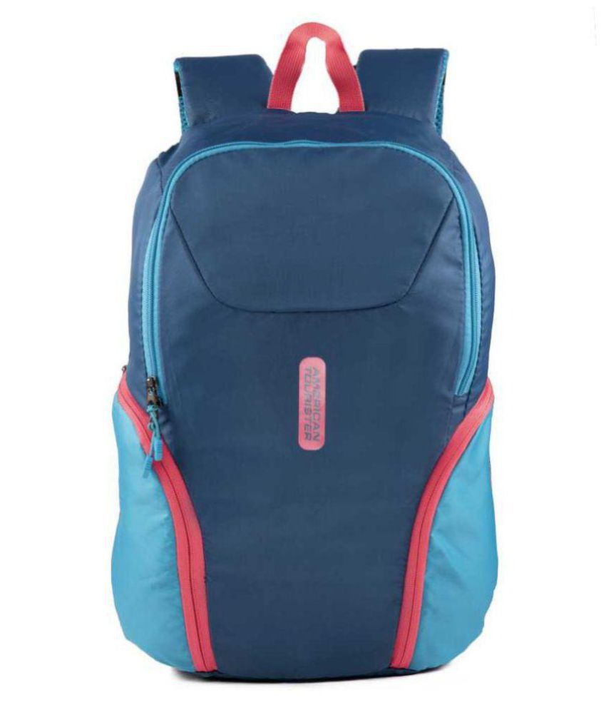 American Tourister BFF 01 NAVY BLUE 2019 LATEST Backpack