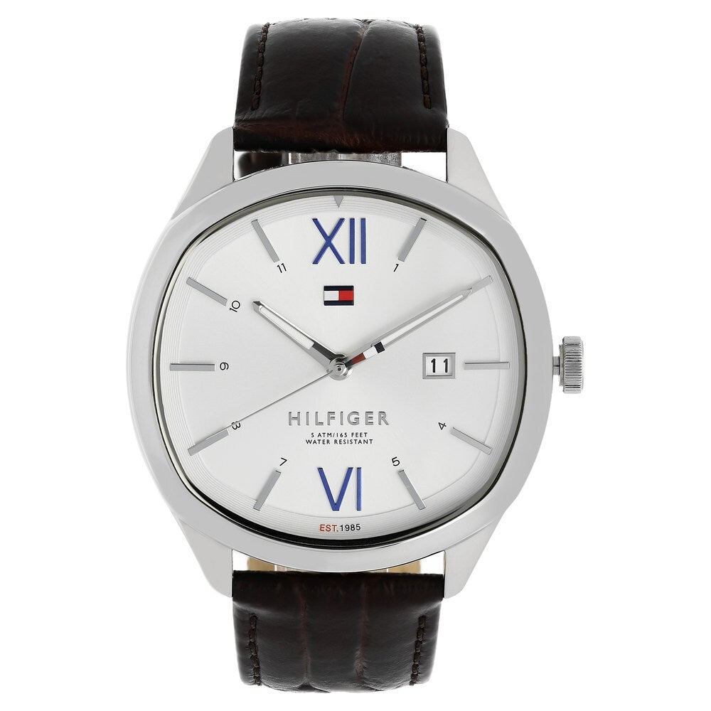 Tommy Hilfiger Analog Multi-Colour Dial Men's Watch - TH1710364
