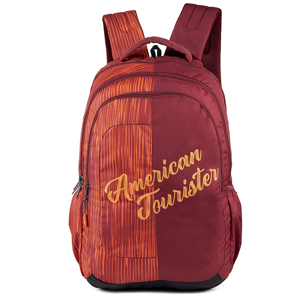 American Tourister Tango Nxt 02 Casual Backpack (Orange)