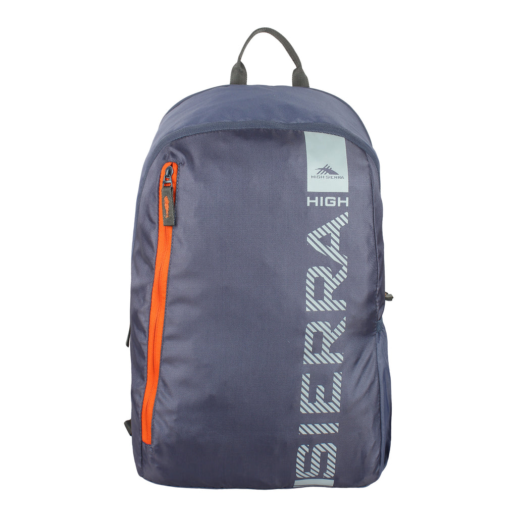 High Sierra Brooks 02 - Backpack By Ameriacn Tourister (Grey)