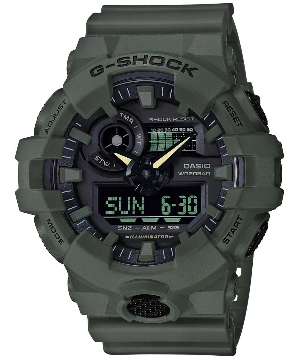 Casio G-Shock GA-700UC-3ADR (G766) Special Edition Men's Watch