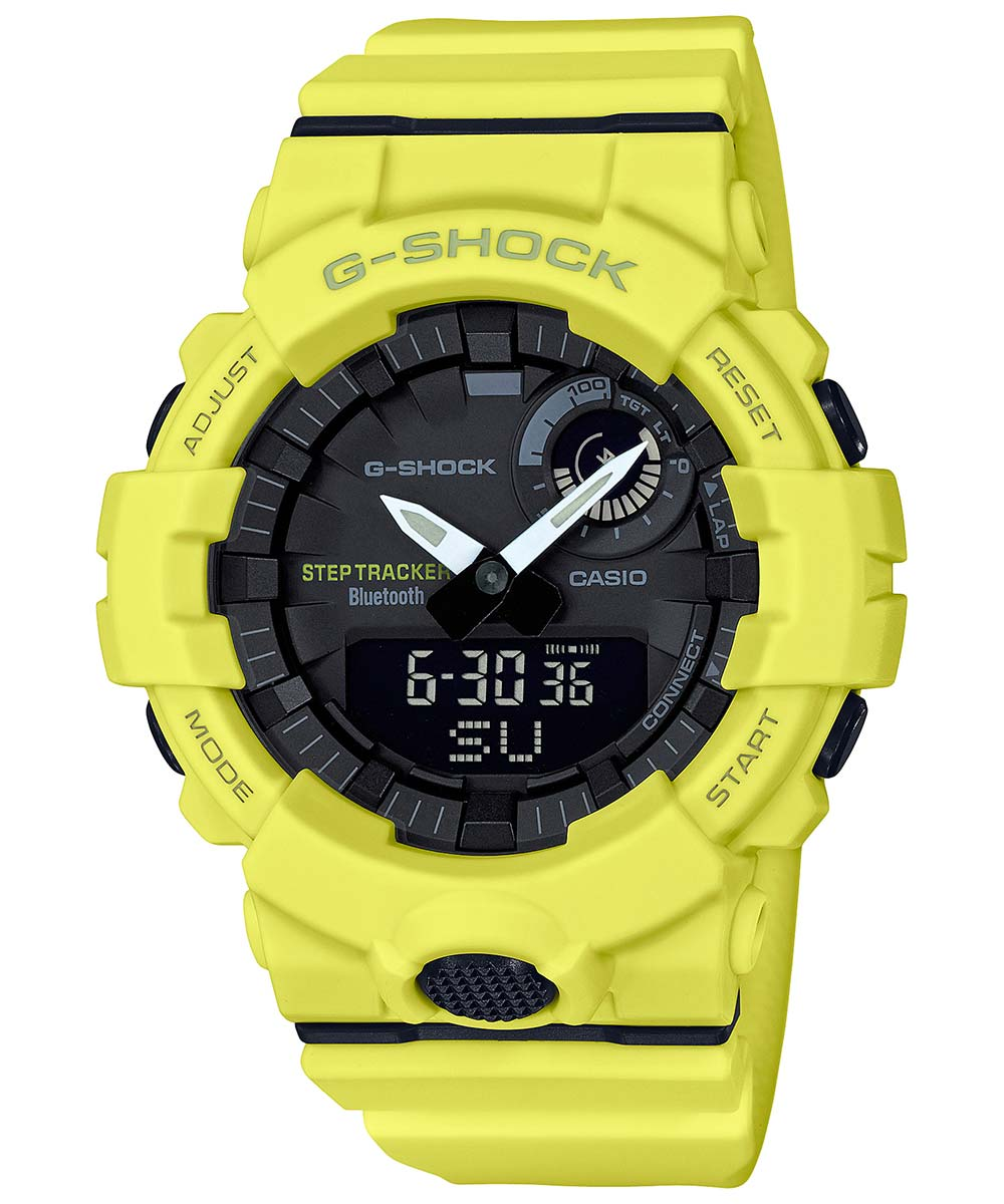 Casio G-Shock GBA-800-9ADR (G829) Athleisure Series Men's Watch