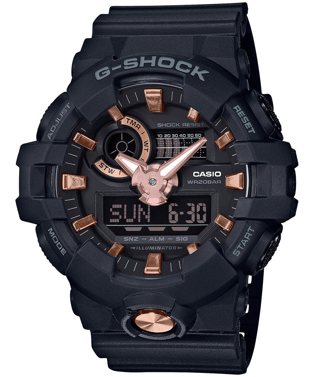 Casio G-Shock GA-710B-1A4DR (G848) Special Edition Men's Watch