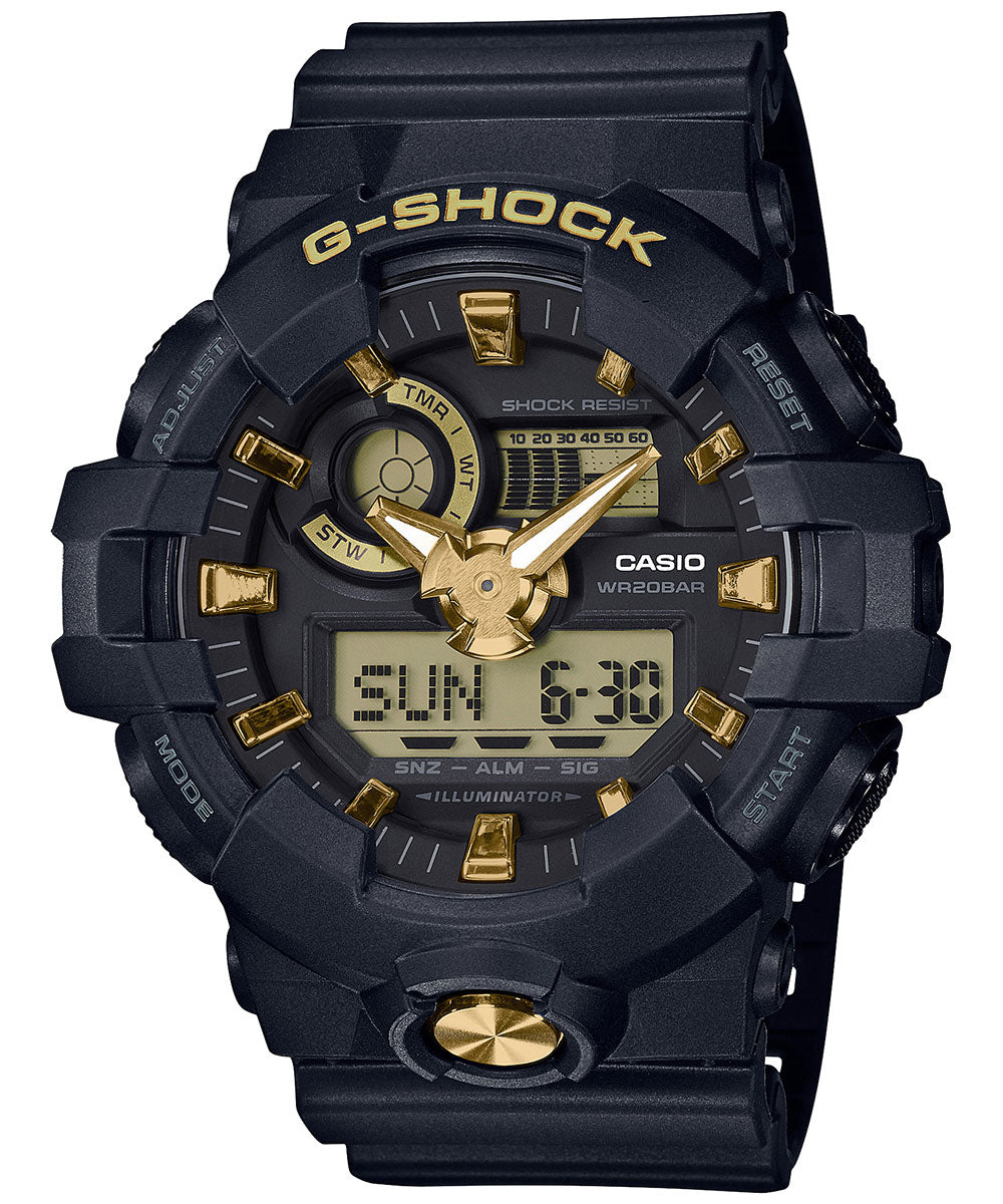 Casio G-Shock GA-710B-1A9DR (G849) Special Edition Men's Watch