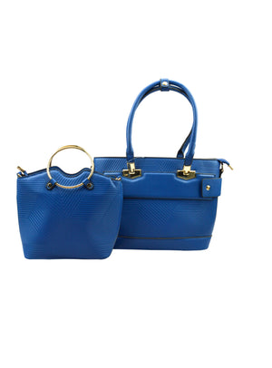 Indians Boutique Blue Women's Handbag