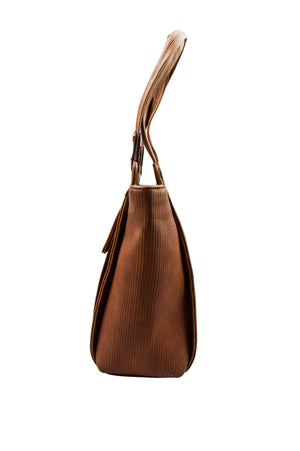 Indians Boutique ABI Women's Handbag ( Brown )