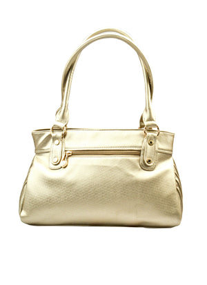 Indians Boutique Caspie Women's Handbag ( Golden )